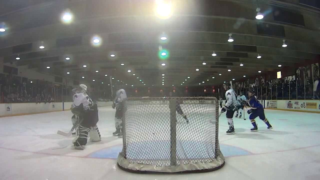 All 5 Goals from tonights 5 - 2 win over the Wildcats  1080